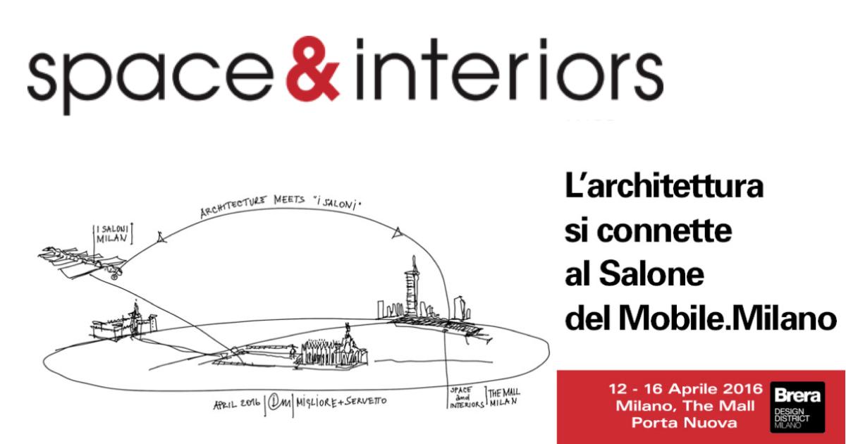 Space & Interiors 2016