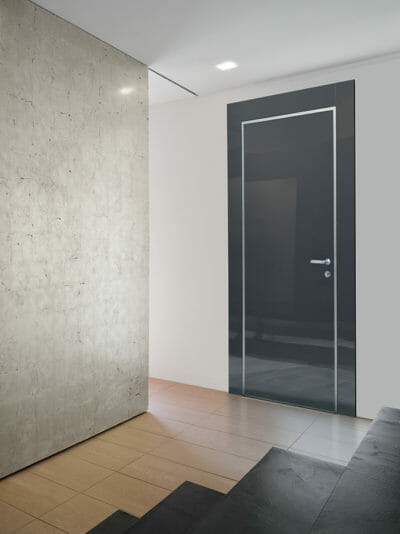 Monolite Armoured Door Bauxt Made In Italy