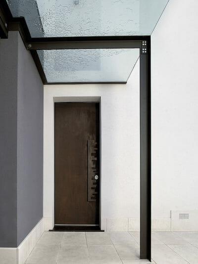 Monolite Armoured Door Bauxt Made In Italy