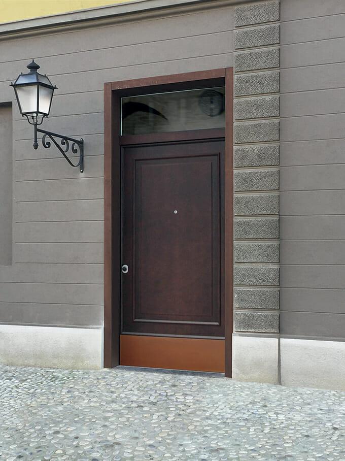 Corten Door