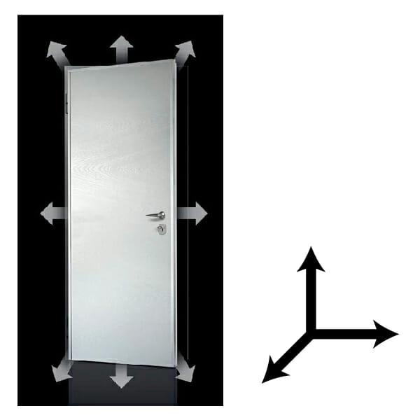 charni re rond et plank bauxt porte blindate 100 made in italy. Black Bedroom Furniture Sets. Home Design Ideas