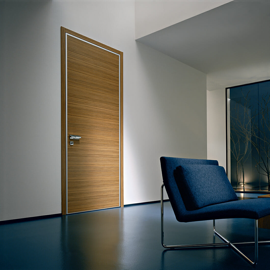 Bauxt armoured doors - design and professional line, 100% made in Italy
