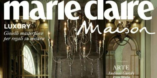 Il fascino industriale di Bauxt su Marie Claire Maison