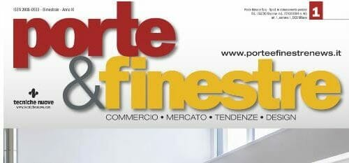 Porte & Finestre, febbraio 2019